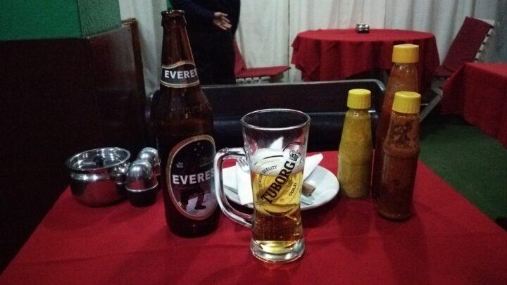 エベレストビール